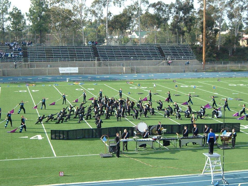 Band's final manuver