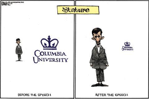 by Pulitzer-winning political cartoonist, Michael Ramirez