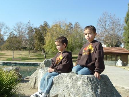 Sean & Nikolas